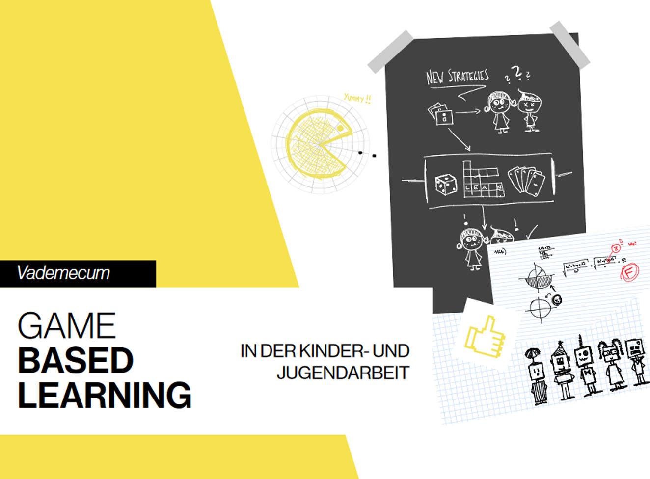 "Bild: Booklet ""Vademecum - Game Based Learning in der Kinder- und Jugendarbeit"""